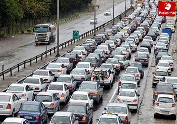 محدودیت های ترافیکی آخر هفته